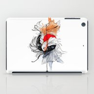 BETTA SPLENDENS INKTOBER iPad Case