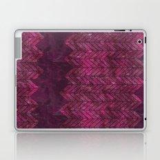 Painted Chevron Laptop & iPad Skin