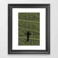 Bello Framed Art Print
