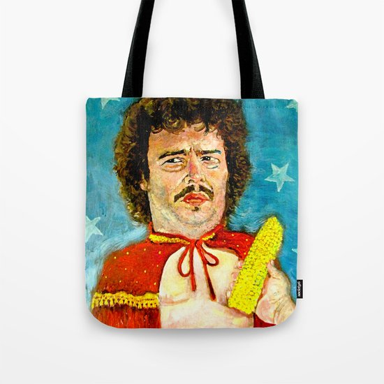 Get That Corn Out Of My Face! Tote Bag