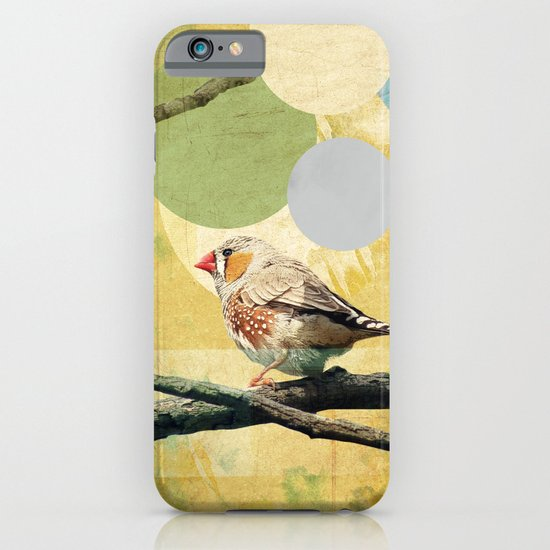 Bird Song iPhone & iPod Case
