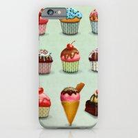 Muffins iPhone 6 Slim Case