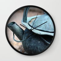 Tea Time, anyone? Wall Clock