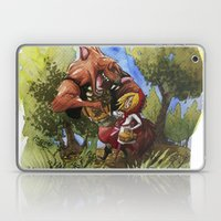 Red Hood Laptop & iPad Skin