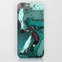 Ballad Of The Wolf iPhone 6 Slim Case