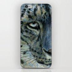Snow-Leopard glance 810 iPhone & iPod Skin