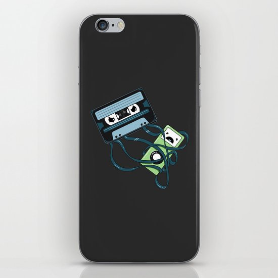 The Comeback iPhone & iPod Skin