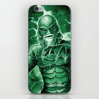 Creature From The Black … iPhone & iPod Skin
