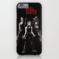 The Baddest Slayer Alive iPhone 6 Slim Case