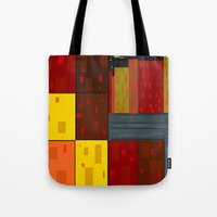homes and haunts Tote Bag