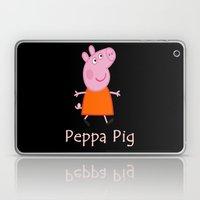 Peppa Pig Laptop & iPad Skin