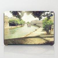 Seine, Paris iPad Case