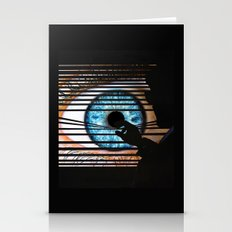 Window Of The Soul Stationery Cards