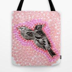 mother bird Tote Bag