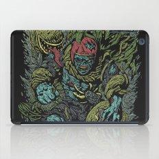 Zombie vs Plant! iPad Case