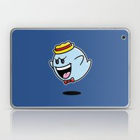 Super Cereal Ghost Laptop & iPad Skin
