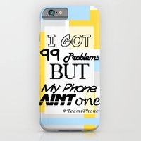 My IPhone Ain't One iPhone 6 Slim Case