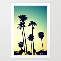 Pacific Coast Hwy Cruisi… Art Print