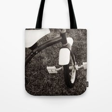 The Lone Rider Tote Bag