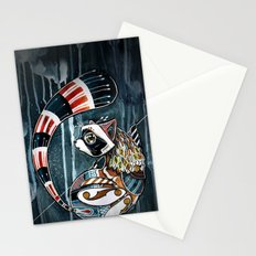 Racoon Stationery Cards