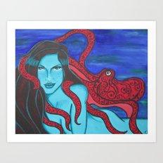 Katherine Art Print