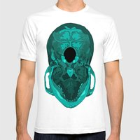 The Underneath Mens Fitted Tee White SMALL