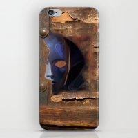 The Mask /   iPhone & iPod Skin