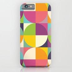 Quarters Quilt 4  Slim Case iPhone 6s