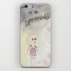 Direction System for (the Garden of) the Deranged iPhone & iPod Skin