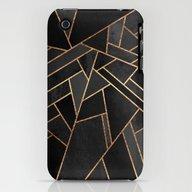 Black Night iPhone (3g, 3gs) Slim Case