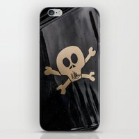 Ghost Rider iPhone & iPod Skin