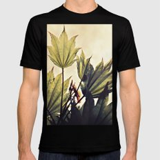 full moon maple no.1 Black Mens Fitted Tee SMALL