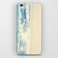 Beach Gold iPhone & iPod Skin
