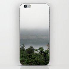 misty pond iPhone & iPod Skin