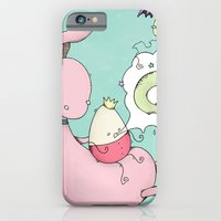 iPhone & iPod Case featuring The Tall Tale by brittahope