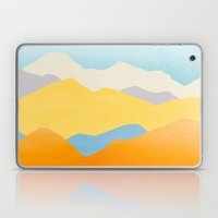 Happy Mountains Laptop & iPad Skin