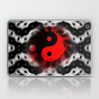Radiating chi Laptop & iPad Skin