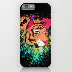SPLASH OF TIGER. iPhone 6 Slim Case
