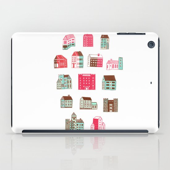 Places to rent iPad Case