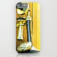 Ring, ring phone old. iPhone 6 Slim Case