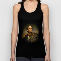 Nicolas Cage - replaceface Unisex Tank Top