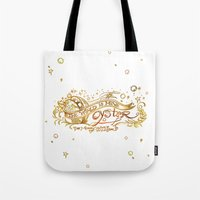 The World's Mine Oyster Tote Bag