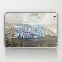 Tunnel Mountain Laptop & iPad Skin