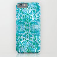 iPhone & iPod Case featuring Winter is Here by Jo Cheung Illustration