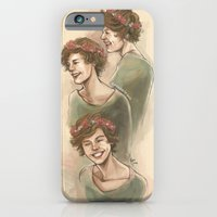 iPhone & iPod Case featuring C-C-C-Cinnamon Lips and Candy Kisses by Rosketch