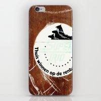 Urban Abstract 107 iPhone & iPod Skin