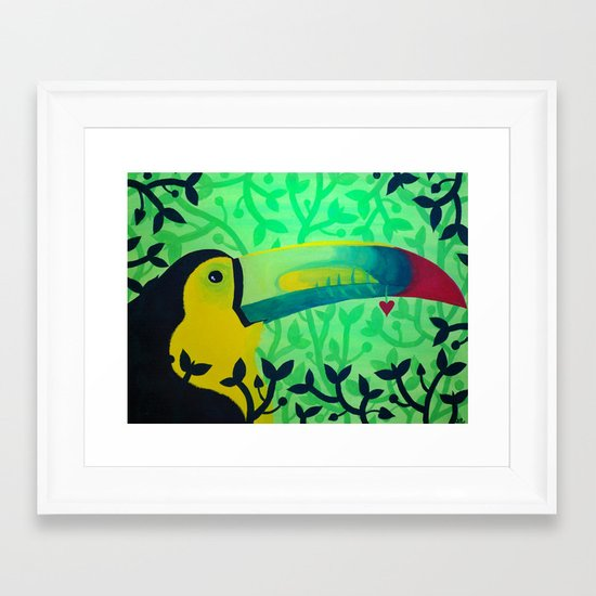 Score Two-Can for the Moemoe Framed Art Print