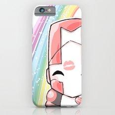 Castle Crashers Pink Knight iPhone 6 Slim Case