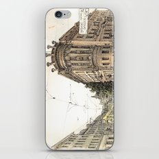 Basel Sketchbook iPhone & iPod Skin