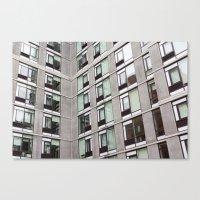 NYC Patterns Canvas Print